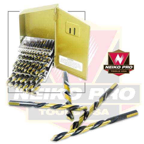 29 Pc Magnum Drill Bit Set Rich Tool Systems