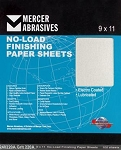 9 x 11 x 80 Grit No-Load Finishing Paper