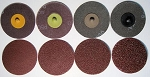 3 In. x 24 Grit Sanding Disc-25 Pack