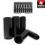 3/8 In. Deep DuoMetric Flank Drive Impact Socket Set