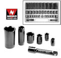Duometric Flank Drive Impact Socket Sets