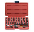 1/4 In. Drive Impact Socket Sets