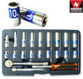 1/4 In. Drive Socket Sets