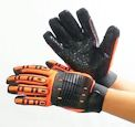 Impact Resistant Work Gloves