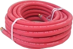 25 Ft. x 1/2 In. USA Air Hose-3/8 In. Fittings