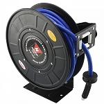 50 ft. x 3/8 in. Retracting Hybrid Air Hose Reel