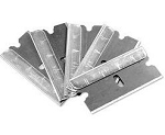 100 Pc Single Edge Razor Blades-5 Pack