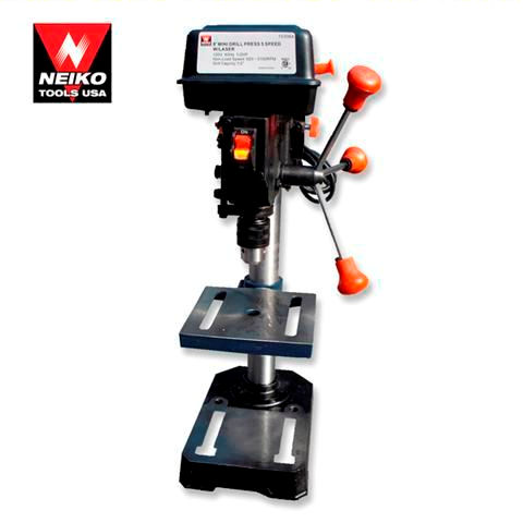 Bench Drill Press 5 Speed Rich Tool Systems