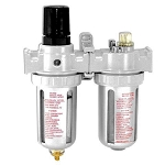 Air Tool Filter Regulator and Lubricator