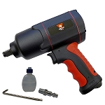 1/2 In. Twin Hammer Air Impact Wrench