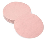 6 in. 1500 Grit Hook and Loop Sanding Disc-50 pc