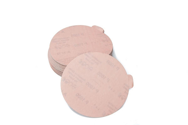 6 in. 1200 Grit Premium Stick On Sandpaper