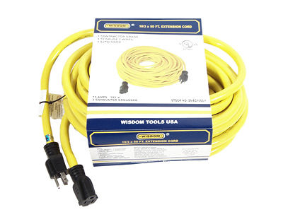100 Ft. 12 Gauge Extension Cord