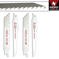 12 In. Wood Reciprocating Blade-10 Pack