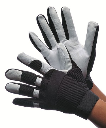 Goat Skin Work Glove-Large