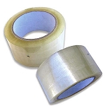 2 In x 55 Yd Clear Carton Sealing Tape-72 Rolls