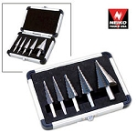 5 pc Step Drill Bit Set-Metric