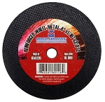 4 in. x 1/16 in. Metal Cut Off Wheel-50 Pack