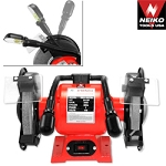 6 In. Bench Grinder-Dual Lights