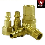 5 pc Air Hose Coupler Set-Milton Type