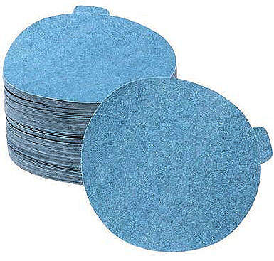 8 In. 80 Grit HD Stick It Discs-50 Pack