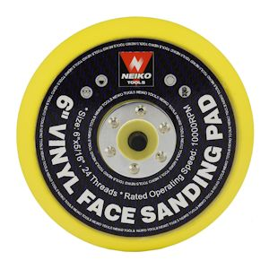 Sanding Disc Backing Pads