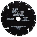 Metal Cutting Diamond Blades