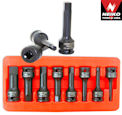 1/2 In. Drive Socket Bit Sets