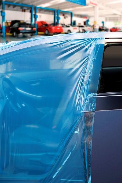 Automotive Collision Wrap Film Rich Tool Systems