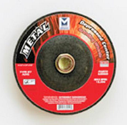 4 in x 1/4 in x 5/8 Grinding Wheel-25 Pack