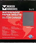 9 x 11 x 1200 Waterproof Sanding Sheets-50 Pack