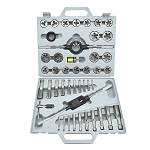 45 pc SAE Tap & Die Set-Alloy