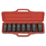 3/4 In. Drive Metric Deep Impact Socket Set
