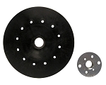 5 in. Backing Pad-Resin Fiber Grinding Disc