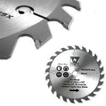 7-1/4 in. 36 Tooth Carbide Tipped Saw Blade
