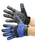 Synthetic Leather Work Glove-Lg