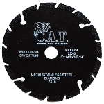 3 In. Metal Cutting Diamond Blade