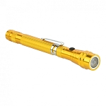 Telescoping LED Flashlight Flexible