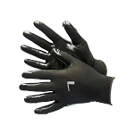 Nitrile Coated Gloves-Lg