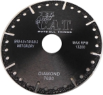4-1/2 In. Metal Cutting Diamond Blade