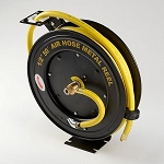 Retracting Air Hose Reel-50 ft. x 1/2 in.
