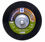 9 in. x 1/8 in. Masonry Grinding Wheel with Hub