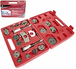 22 PC Brake Caliper Wind Back Tool Kit