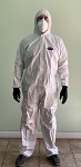 Large Disposable Coverall-Microporous