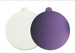 6 in. 2000 Grit Stick-It Film Backed Sanding Discs 50 pcs