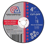 4-1/2 in. x .045 Metal Cut Off Wheel-50 pc