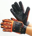 Anti Vibration Work Glove-Large