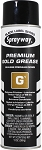 Sprayway Premium Gold Grease-12 Pack