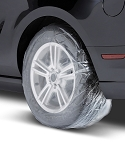 Plastic Tire Maskers-50 Pack
