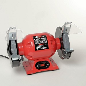 6 In. Bench Grinder-1/2 HP